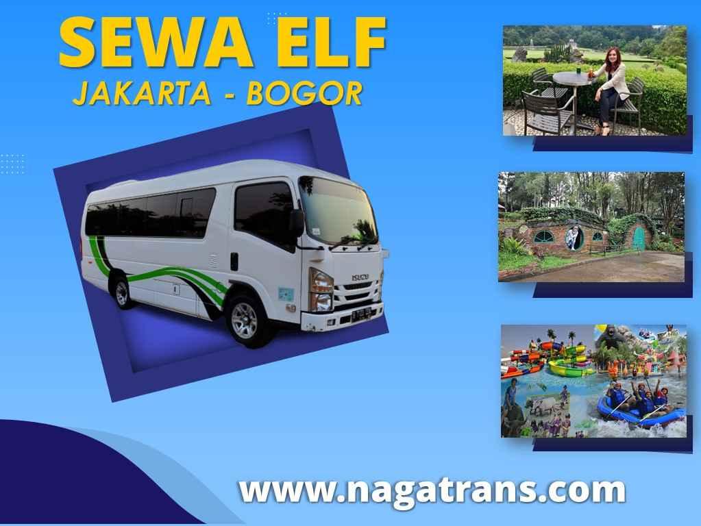 Sewa Elf Jakarta Bogor Oleh Naga Trans